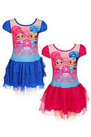 Платье для девочек Shimmer and shine от Disney 92-116 р.р.