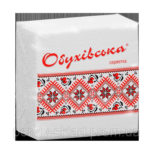 Салфетки одношаровые Обуховские 40 шт