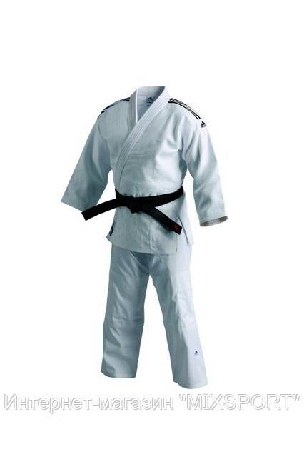 Кимоно дзюдо белое J800
