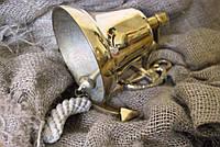 Колокол рында Якорь диаметр 18 см.