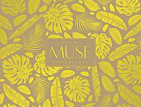 Склейка для эскизов Sketch А4 40 листов 100 г/м2 Muse Школярик, 211412