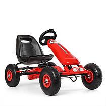 Дитяча педальная машина веломобіль Карт M 3590AL-3
