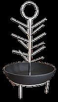 Трансформер 4 в1 c алюминиевой/чугунной тарелкой, фото 2