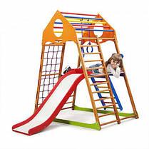 Детский спортивный комплекс для дома KindWood Plus 2, фото 2
