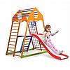 Детский спортивный комплекс для дома KindWood Plus 2, фото 3