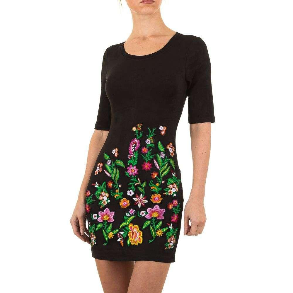 Женское платье Noemi Kent Paris - черный - KL-WJ-7678-black