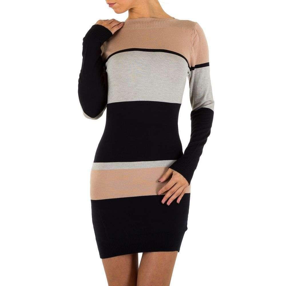 Женское платье от Emmash Gr. one size - темно-серый - KL-152-темно-серый