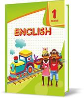 1 клас | Англійська Мова. Підручник (Нова Українська школа), Коновалюк | ПІП