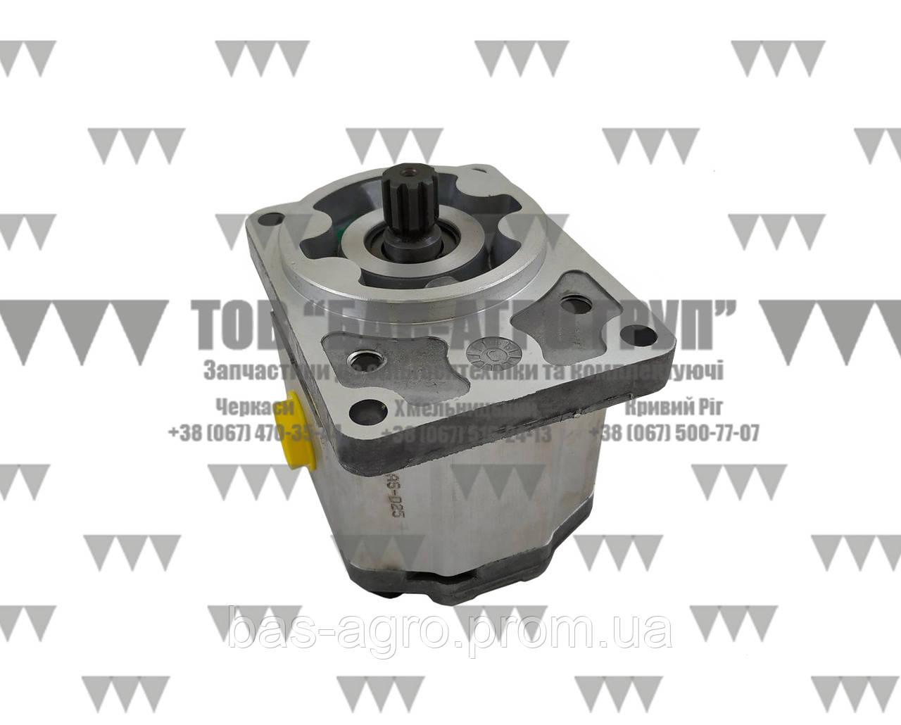 Гидромотор привода вентилятора AC870920 Kverneland оригинал