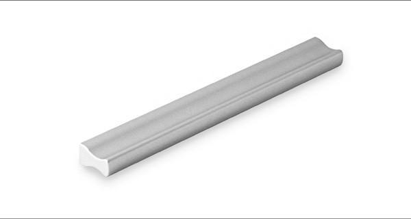 Ручка меблева 045 біла