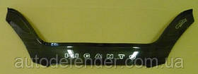 Дефлектор капота (мухобойка) Kia Picanto 2007-2011, Vip Tuning, KA26