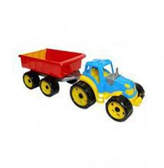 Трактор с прицепом 3442 Технок