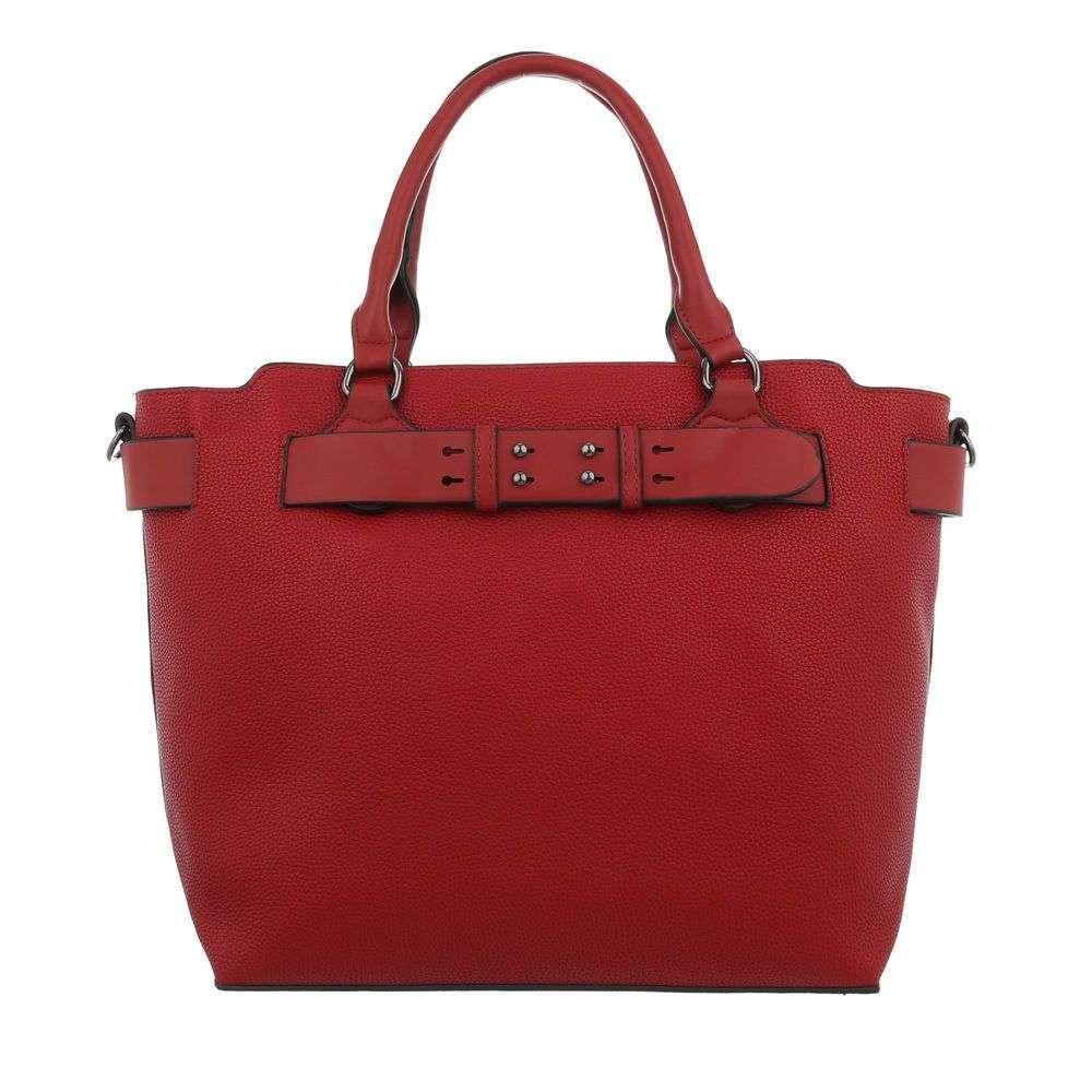 Женская сумка-красный - ТА-8035-129-red