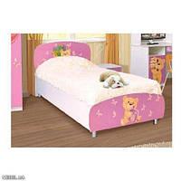 Кровать односпальная Мульти Світ Меблів