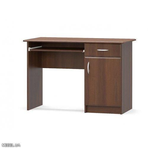 Письменный однотумбовый стол Мебель Сервис