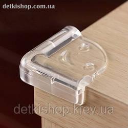 Захист на кути меблів силіконова