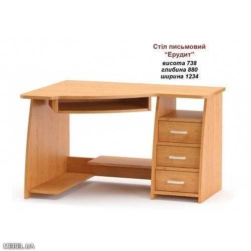 Стол Эрудит Мебель Сервис