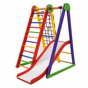 Детский спортивный уголок для дома «Kind-Start-4», фото 2