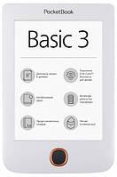 Электронная книга PocketBook Basic 3 (614) White (PB614-2-D-CIS)