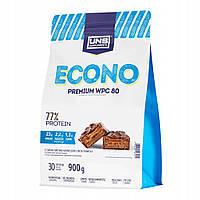 Сывороточный протеин UNS Econo Premium 77% 900 г