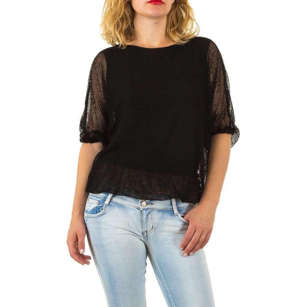 Женская Блузка Gr. one size - black - KL-JW244-black