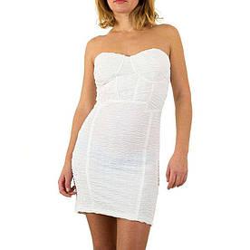 Женское платье от Angel Paris - white - KL-12069-белый