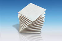 Фильтр картон марка AF-100 Filtrox AF, Упаковка 25 пластин размер 40*40 Швейцария