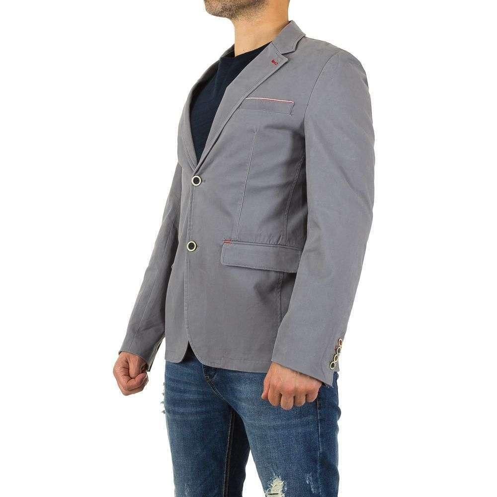 Блейзер мужской Y.Two Jeans (Италия), Серый