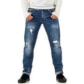 Мужские джинсы Y. Two Jeans Gr. 28 - blue - KL-H-Y1608-синий 28
