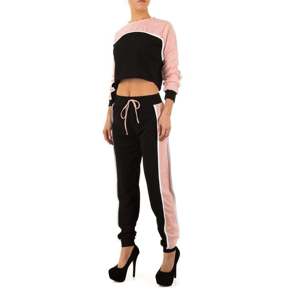 Женский костюм Holala - Black Rose - KL-BFSET361-Black Rose
