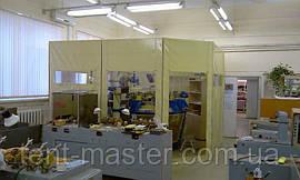 Изолированный исследовательский отдел из ПВХ ткани