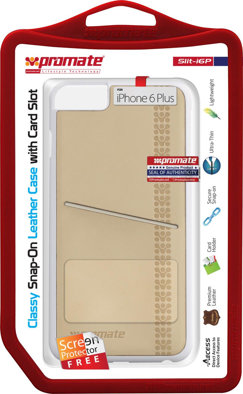 Чехол для iPhone Slit-i6P Cream