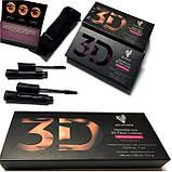 Тушь 3Д, younique Moodstruck 3D Fiber Lashes + эффект нарощеных ресниц - длинее и объемнее на +200%, фото 7