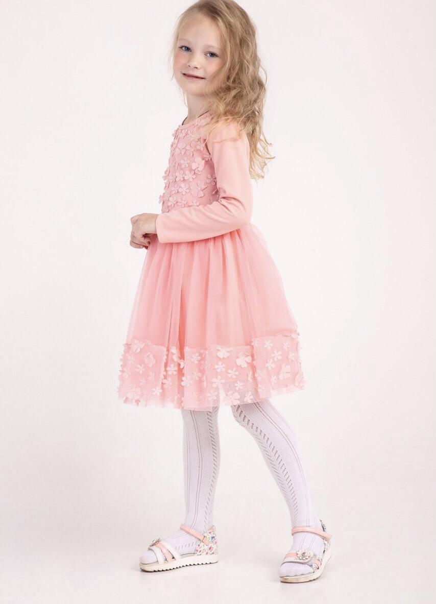 01ac25b65ae10a1 Нарядное платье для девочки с фатином 4-5 лет, цена 360 грн., купить ...