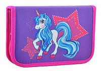 Пенал SMART 531701 2отворота Unicorn