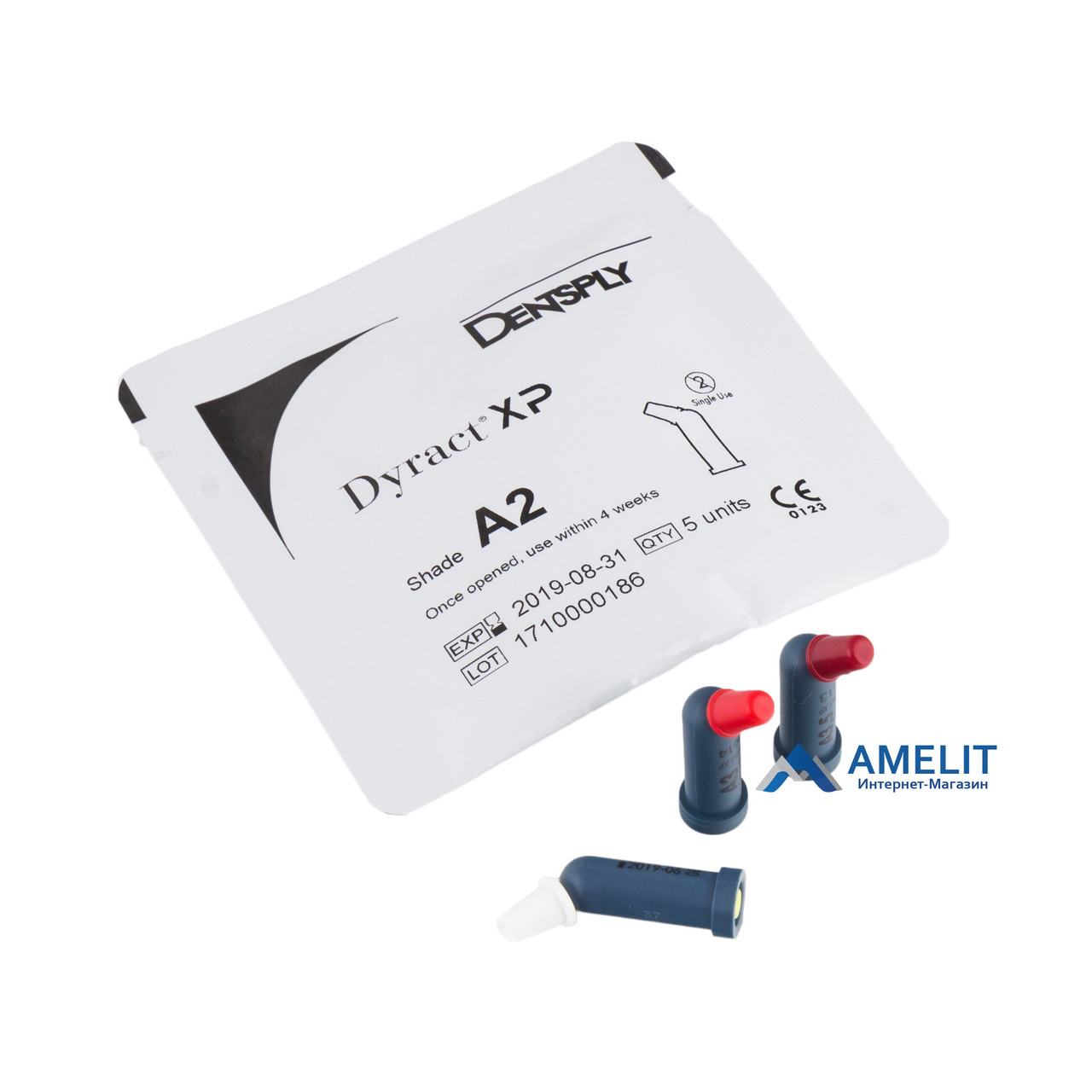 Дайрект XP A2 (Dyract® XP, Dentsply Sirona), канюля 0,24г