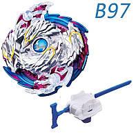 Бейблейд Волчок Nightmare Longinus B97 с пусковым устройством Код 10-0382