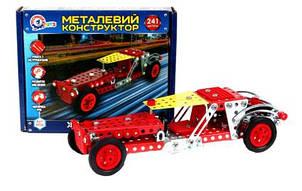 """Конструктор металлический """"Хот-Род ТехноК» 4906"""