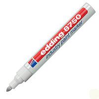 Маркер EDDING Industry Paint 2-4 мм, лаковий, білий (e-8750/011)