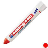 Маркер EDDING Industry Painter 10 мм, червоний (e-950/02)