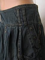 Юбка хлопок джинс джинсовая миди бренд Estelle р.50-52, фото 1