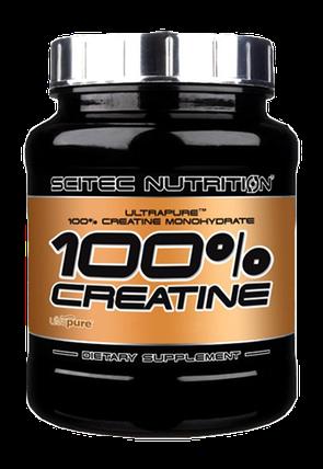 Креатин Scitec Nutrition 100% Creatine 300 г, фото 2