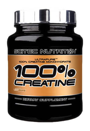 Креатин Scitec Nutrition 100% Creatine 300 г, фото 2