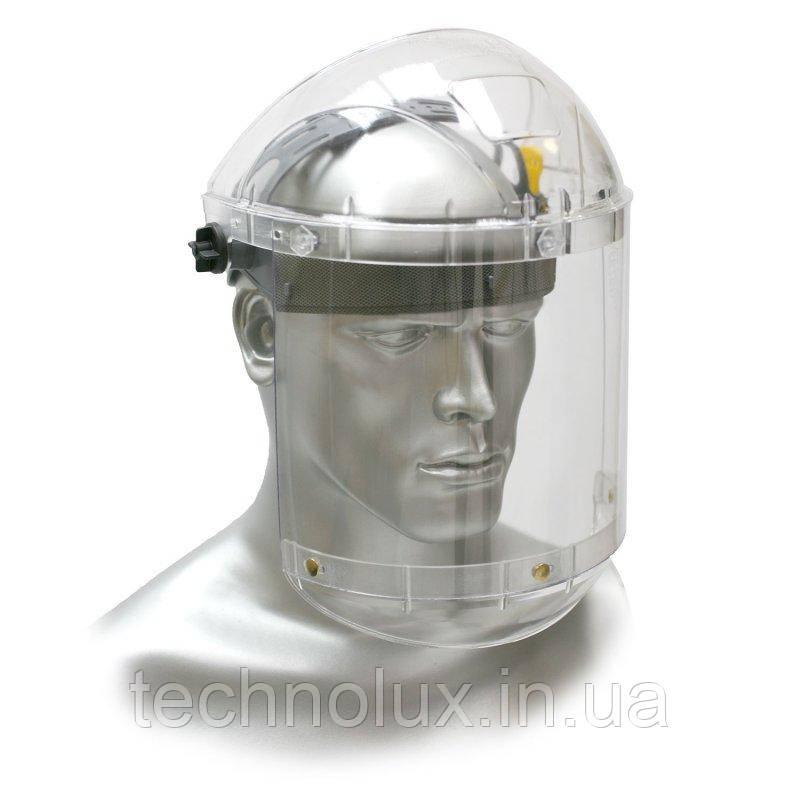 """Щиток защитный лицевой с защитой подбородка НБ-1 """"Комфорт"""""""