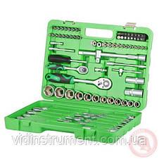 Набір інструментів Intertool ET-6082SP, фото 3