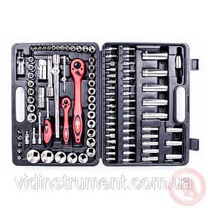 Набор инструментов Intertool ET-6108, фото 2