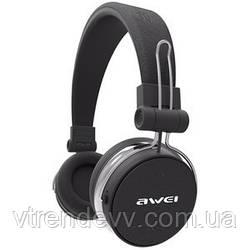 Наушники беспроводные Bluetooth Awei A700BL Original Black