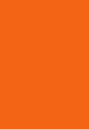 Глянцевые натяжные потолки Китай Premium оранжевые L 739