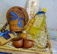 """Подарок для мужчин, подарочный набор """"С Украиной в сердце"""""""