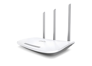Wi-Fi роутер TP-Link TL-WR845N (3 антенны)